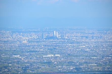 名古屋市方面