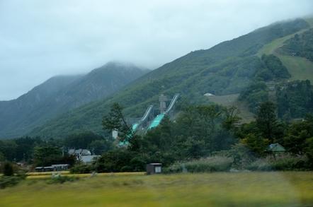 長野オリンピック ジャンプ台