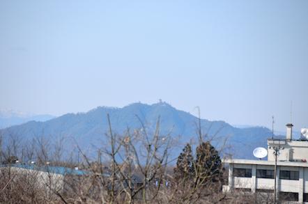 岐阜城 金華山