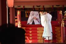 津島市 津島神社 献詠祭