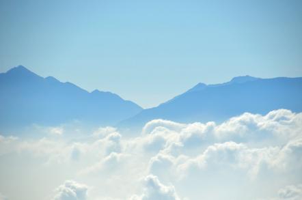 木曽駒ヶ岳 千畳敷カールからの南アルプス 北沢峠 仙水峠