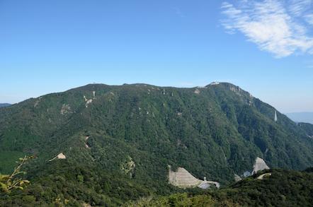 鎌ヶ岳 武平峠ルート