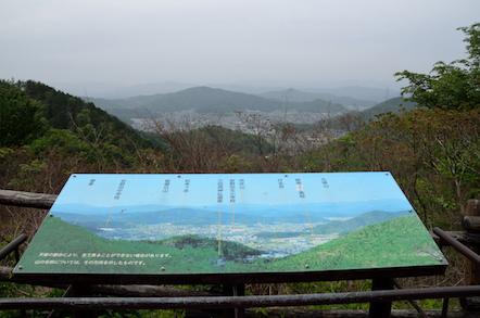 三田洞展望公園
