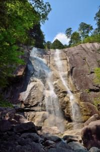 田立の滝を登山!いくつもの滝を遡る大滝川の峡谷の清流は、とっても涼しやかで癒やし効果抜群です。