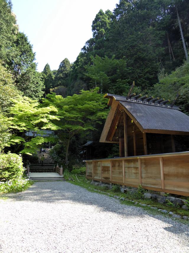 京都一周トレイル 東山コース 道標番号33 日向大神宮