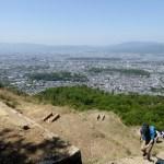 京都一周トレイル 東山コース 大文字山