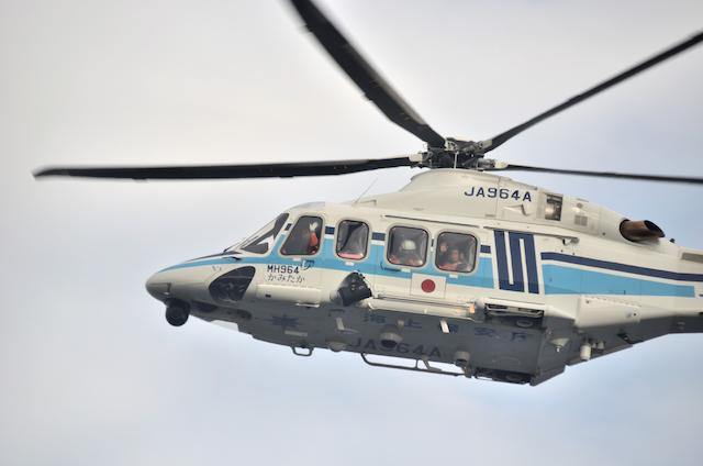 第四管区総合訓練 MH964 かみたか2号