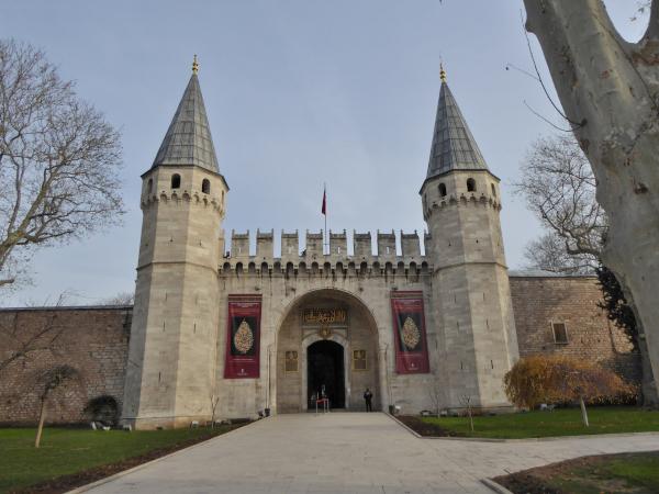 トプカプ宮殿 イスタンブール