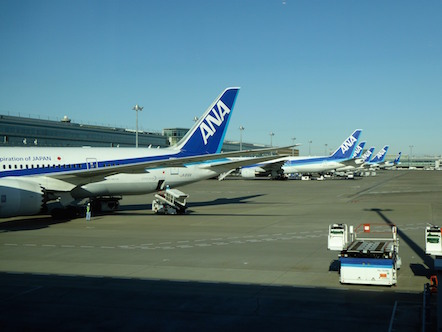 羽田空港 第二ターミナルビル