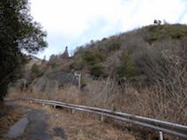 桐谷坂 県道17号江南関線