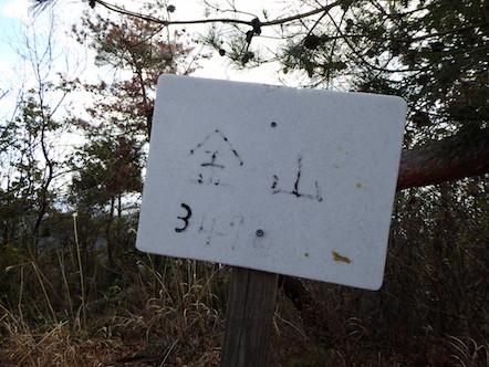 各務原アルプス 金山 山頂