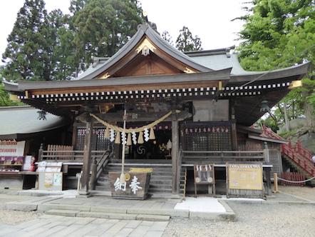 盛岡市 岩手公園 桜山神社