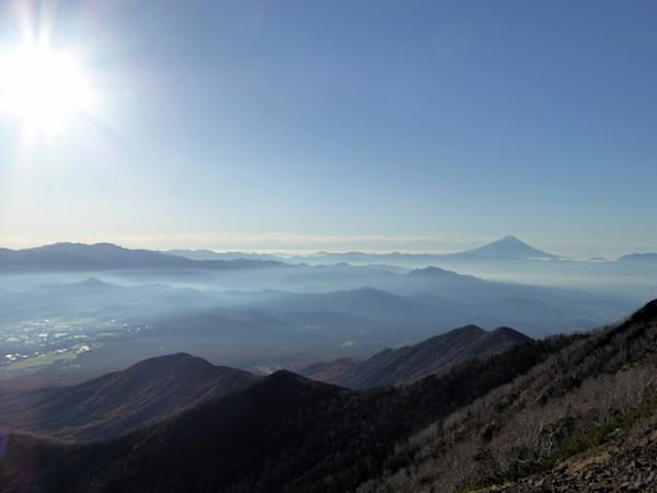 地蔵ノ頭 横岳