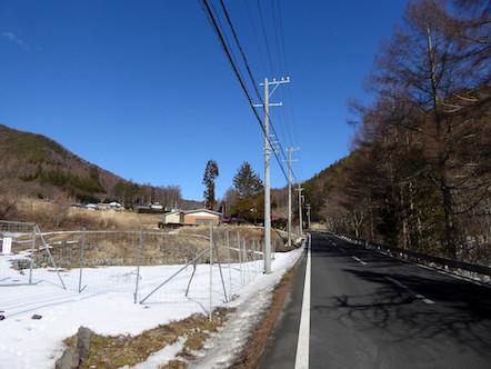 国道152号線