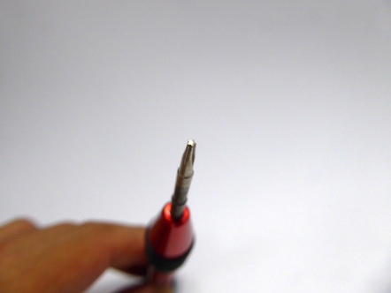 Macbook Air用 星型ドライバー 1.2mm