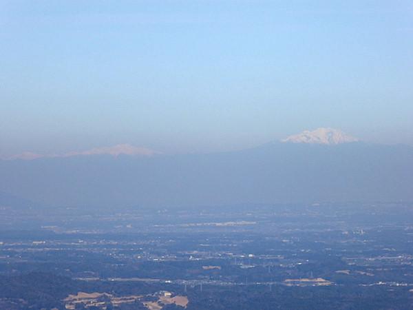 錫杖ヶ岳 山頂からの眺め