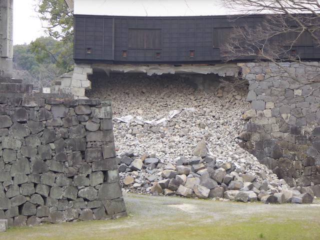 熊本城 馬具櫓