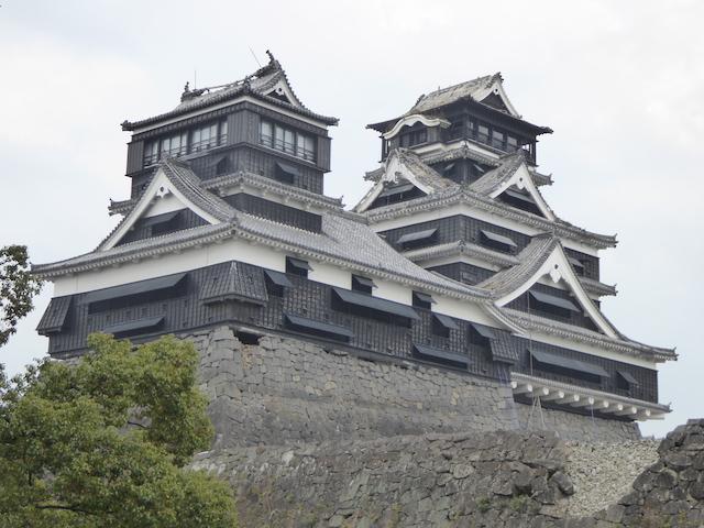 熊本城 天守