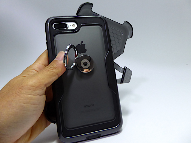 i-Blason iPhone7 Plus/8 Plusケース