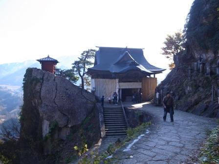 開山堂 山寺