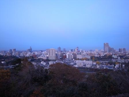 仙台市 一望