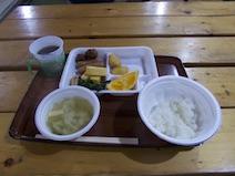 赤岳展望荘 朝食バイキング