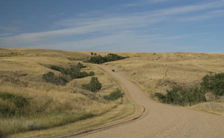 Badlands' West End: Sage Creek Rim Road, Prairie Dogs – TakeMyTrip.com