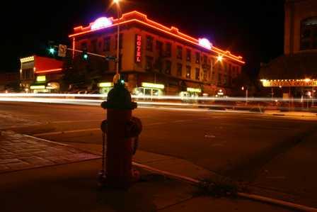 Kalispell, Montana at Night – TakeMyTrip com