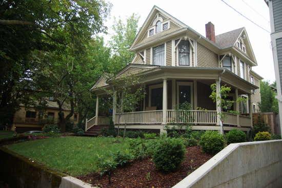 Maison de Cyril Kane
