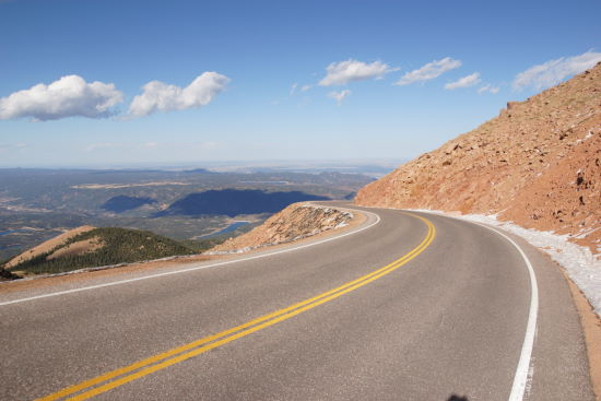 pike s peak drive to the top takemytrip com
