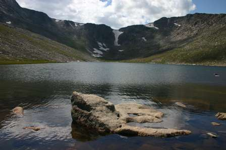 Summit Lake, Mt. Evans, Colorado