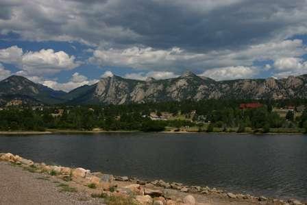 Lake Estes, Estes Park Colorado