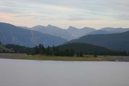 lakes near granby colorado