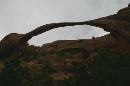 Arches National Park, Landscape Arch