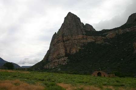 Thimble Rock, Driggs Mansion