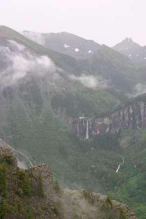 Tomboy Road, Telluride, Bridal Veil Falls