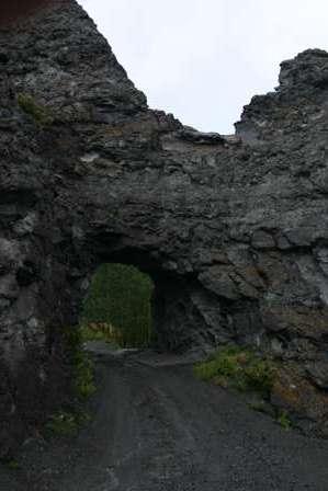 Tomboy Road, Telluride, Tunnel