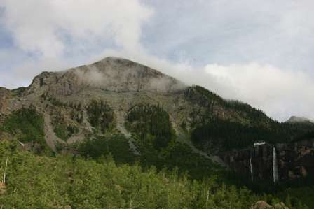 Bridal Veil Falls, Telluride Colorado