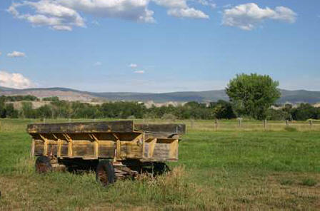 farmland near ridgway colorado