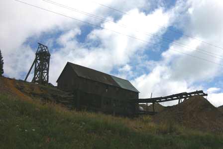 mining operations around victor colorado
