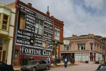 Fortune Club, Victor Colorado