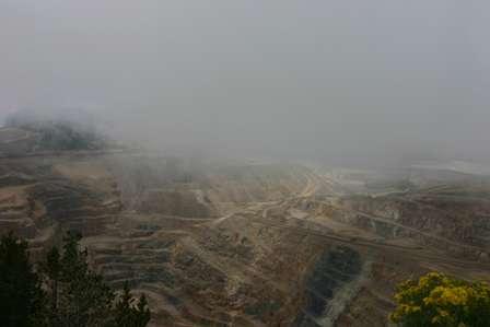 American Eagles Overlook - Cripple Creek/Victor Gold Mining Co.