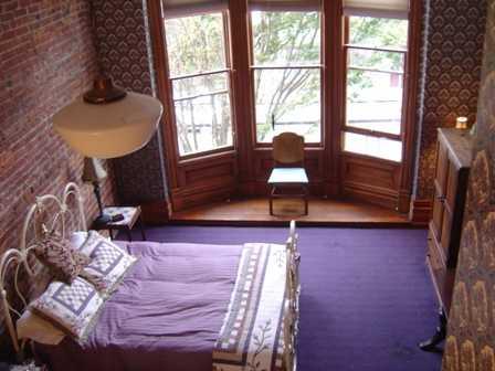 Belmont Hotel, Port Townsend, Room 2
