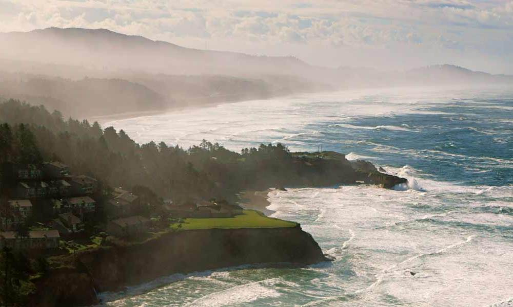 Devil's Punch Bowl, Otter Crest, Depoe Bay – TakeMyTrip.com