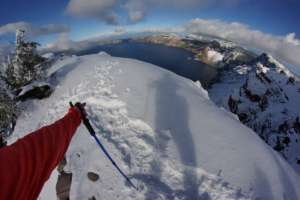 garfield peak top