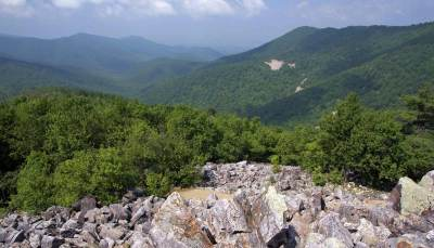 May Road Trip: Shenandoah National Park