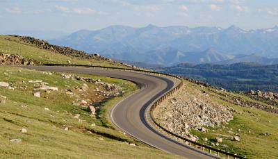 July road trip on the Beartooth Highway