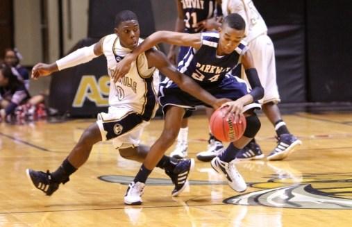 Playoff basketball