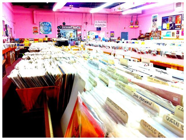 Joe's Record Paradise in Silver Spring, MD