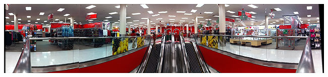 Target store at Wheaton Mall in Wheaton, Maryland